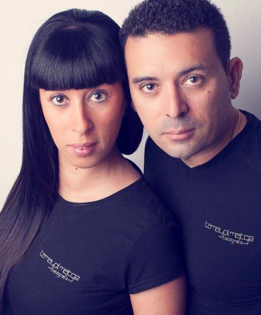 Miguel y Raquel Tamayo