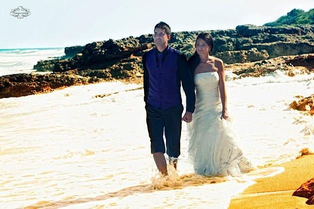 Reportaje Fotográfico Post Boda en Playa Castellón Sergio y Alicia (10)