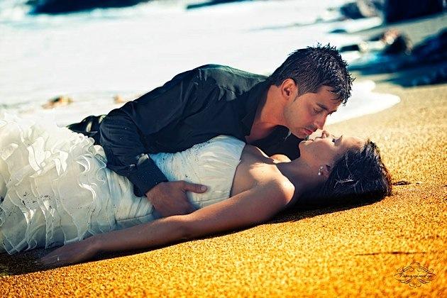 Reportaje Fotográfico Post Boda en Playa Castellón Sergio y Alicia (3)