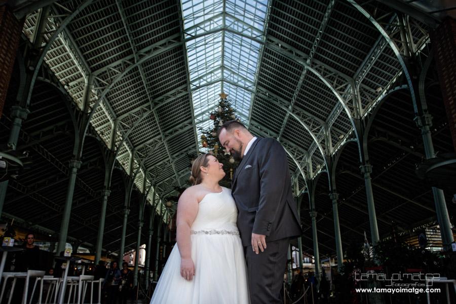 Post-boda en Valencia de Bea y Wily