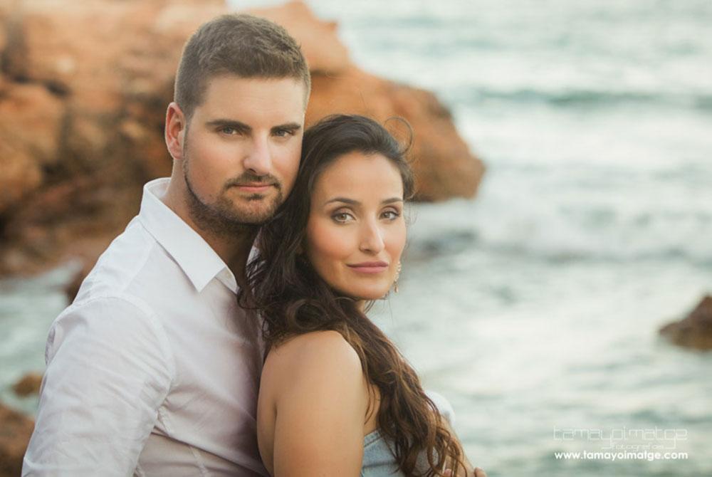 Preboda de Roberto y Laura en la playa de Castellón