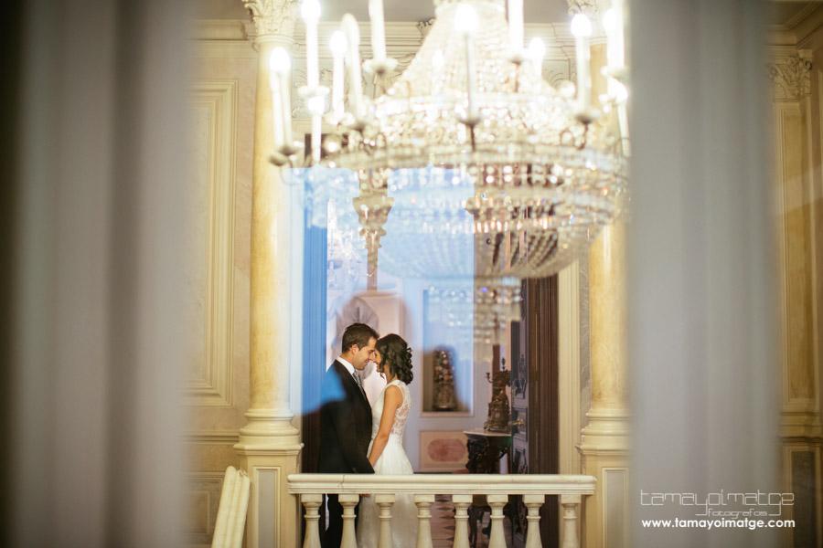 Fotos de la boda en Torrelamina de Salva y María