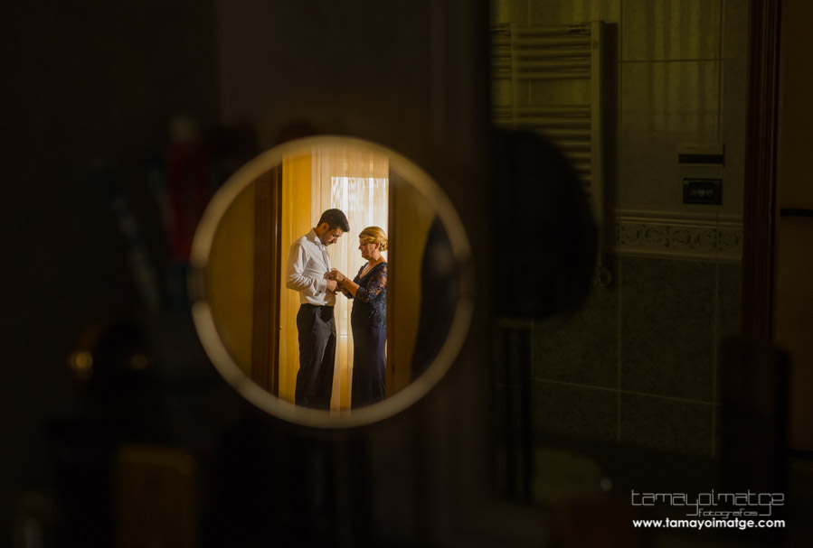 Fotos de boda onda